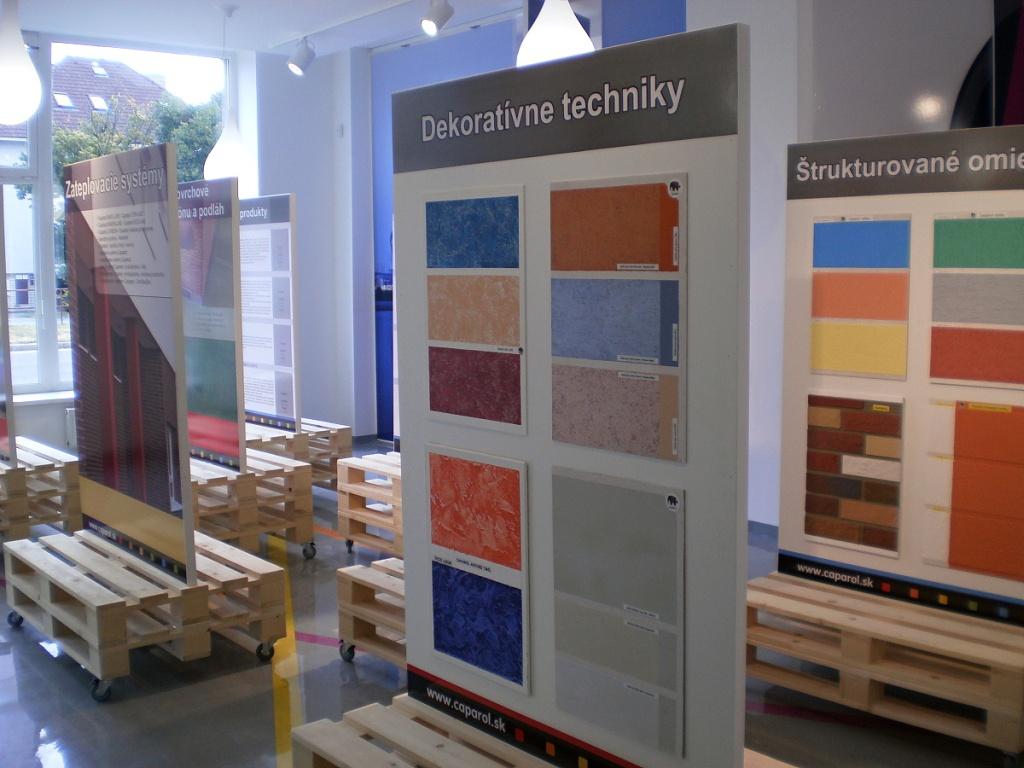1c783e04770e Caparol Slovakia - farby a fasády - Služby a rôzne